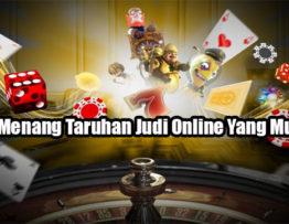 Trik Menang Taruhan Judi Online Yang Mudah